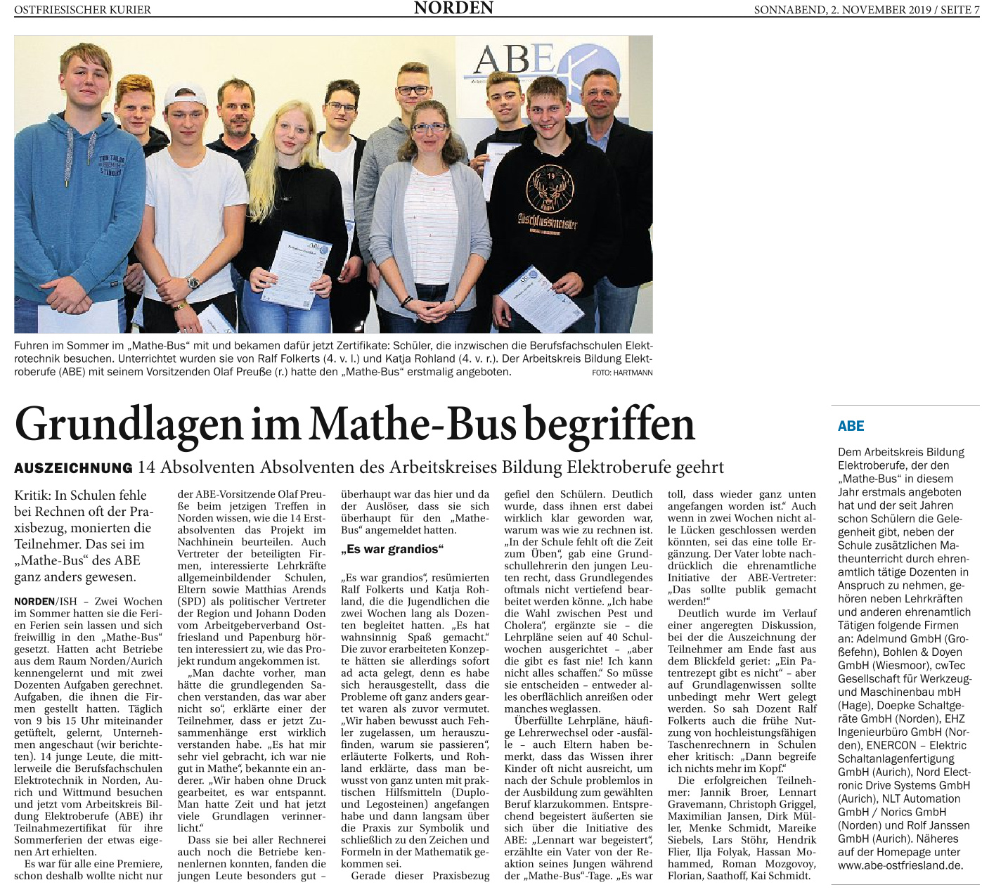 OK - 2019-11-02 - Mathe-Bus - Auswertung
